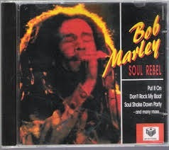 cd bob marley soul rebel