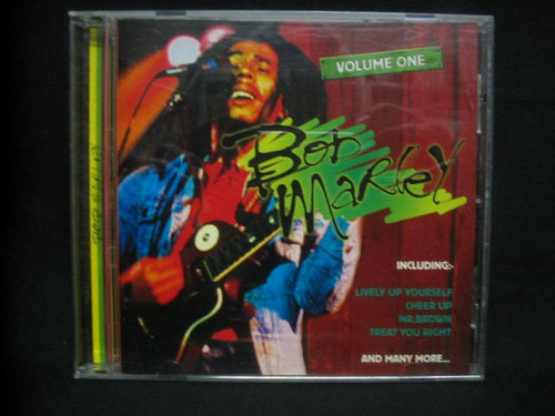 cd bob marley - volume one