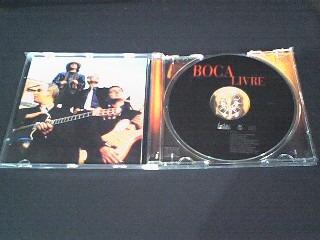 cd boca livre convida 20 anos   (produto original)