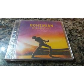 Cd Bohemian Rhapsody - Tril.filme Queen - Tirs.aa/d/e - Lacr