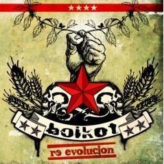 cd boikot - re evolución (2011)