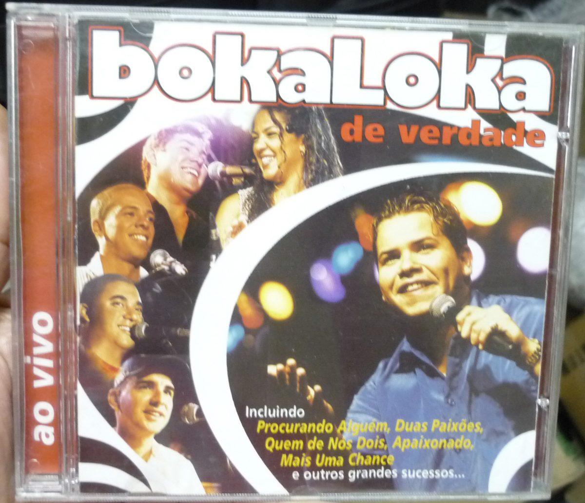 cd bokaloka de verdade 2002