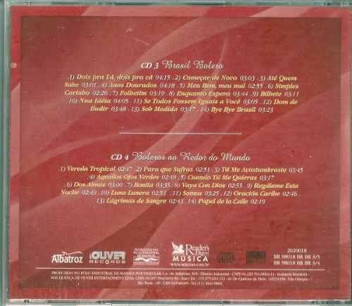 cd - boleros - lucho gatica e convidados vol 3 & 4