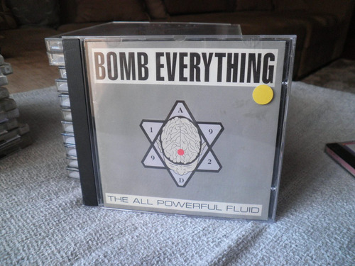 cd bomb everything the all powerful fluid importado