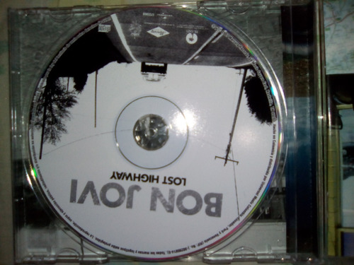 cd bon jovi original
