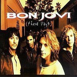 cd bon jovi - these days (usado-ótimo)