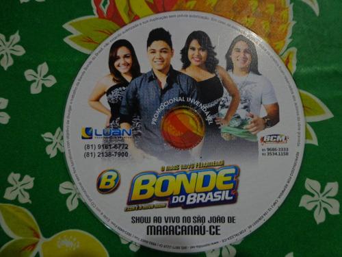 cd bonde do brasil - em maracanaú- promocional -frete gratis