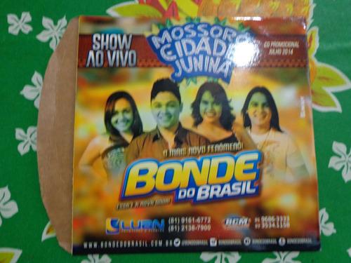 cd bonde do brasil - promocional - frete gratis