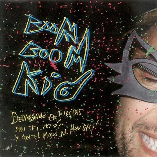 cd boom boom kid - demasiado en fiestas sin timón...
