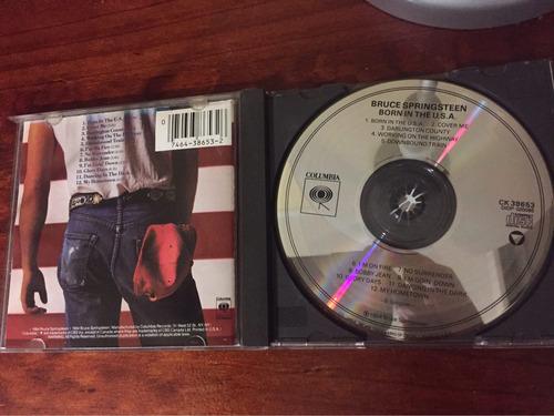 cd born in the usa de bruce springsteen
