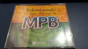 cd box 5 cds - relembrando grande melodias da mpb