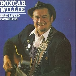 cd boxcar willie - best loved favorites - importado alemanha