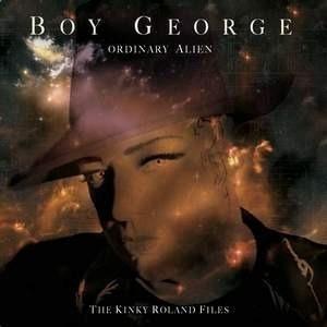 cd boy george - ordinary alien raro