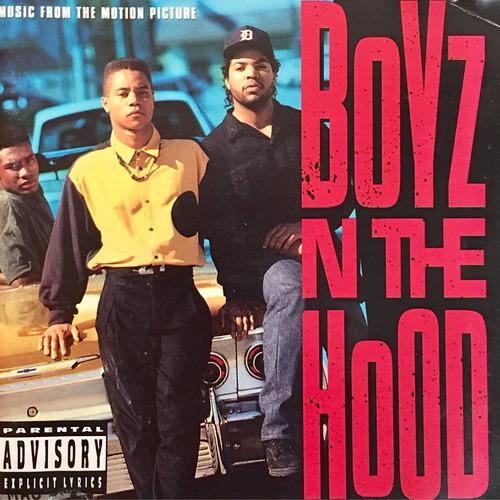 cd boyz n the hood soundtrack importado stanley clarke
