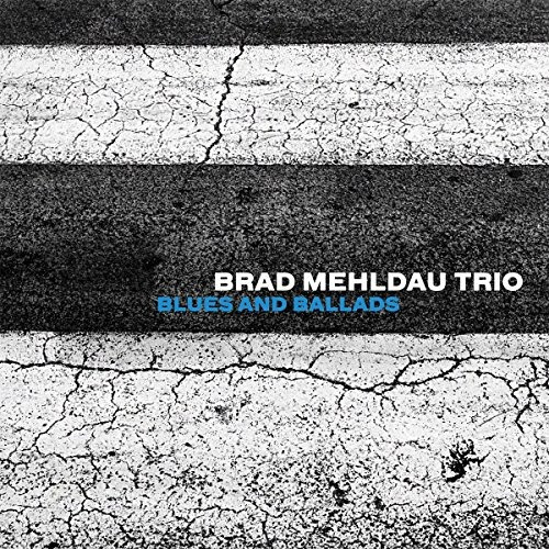cd : brad mehldau - blues and ballads (cd)