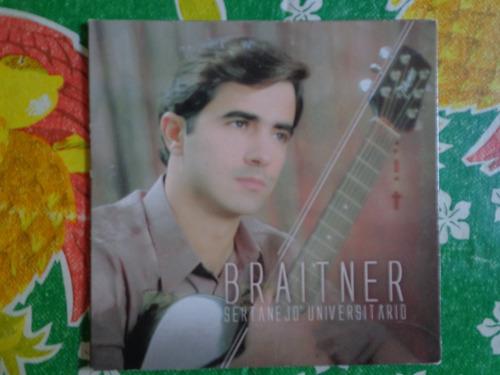 cd braitner - promocional - frete gratis