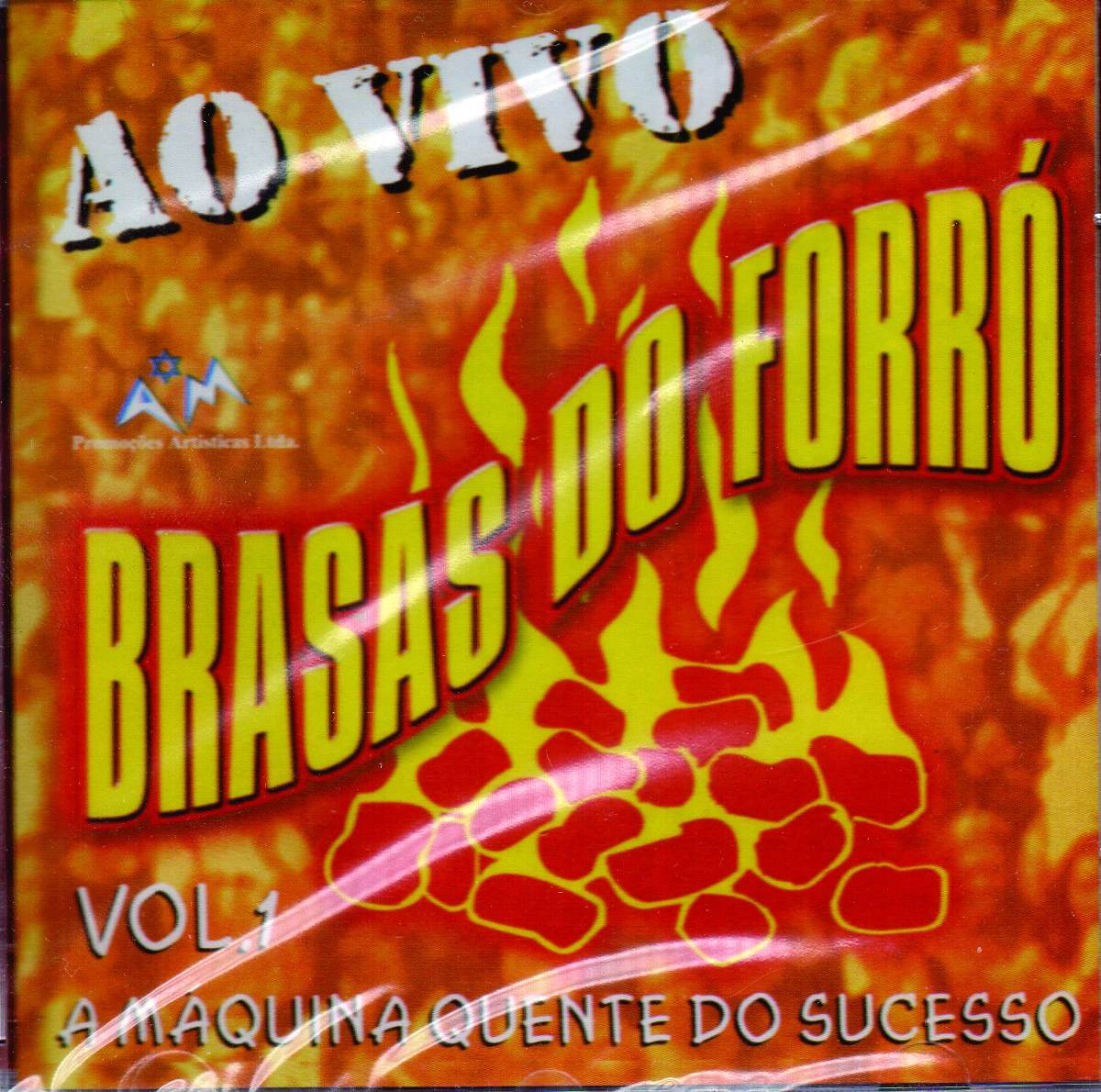 cd completo de brasa do forro