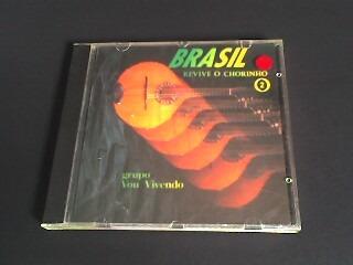 cd brasil revive o chorinho 2  (original)
