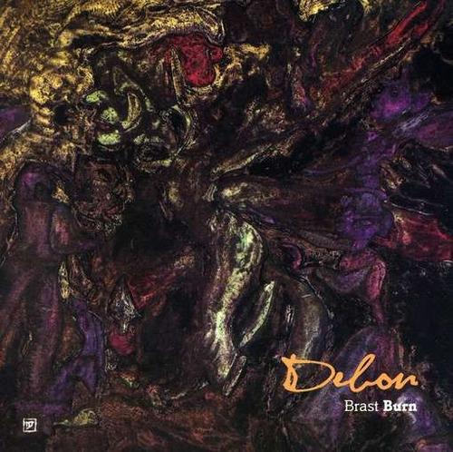 cd brast burn - debon (edição limitada de 1.000 exemplares)