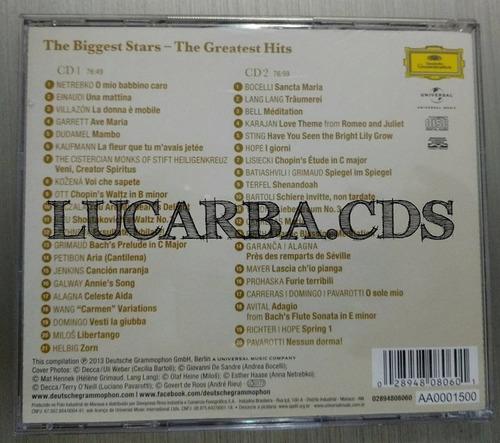 cd - bravo - the classical album - duplo - lacrado -f;gratis