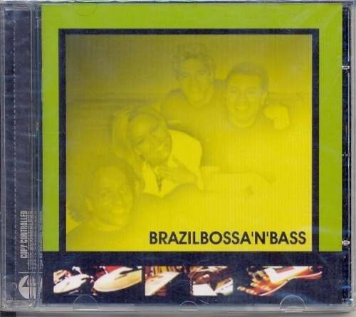 cd brazil bossanbass