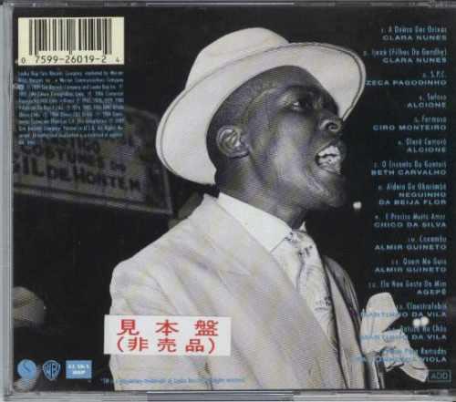 cd brazil classics 2 - o samba - importado japão