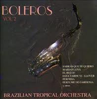 cd brazilian tropical orchestra - boleros vol.2