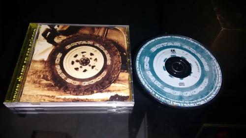 cd brian adams so far so good importado,en formato cd