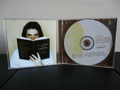 cd brian kennedy - get on with your short life