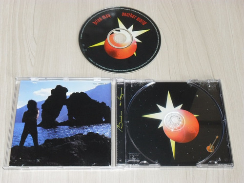 cd brian may - another world 1998 (inglês) queen