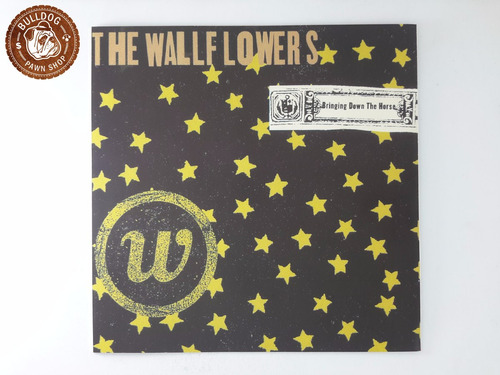 cd bringing down the horse the wallflowers - ganha capa b3