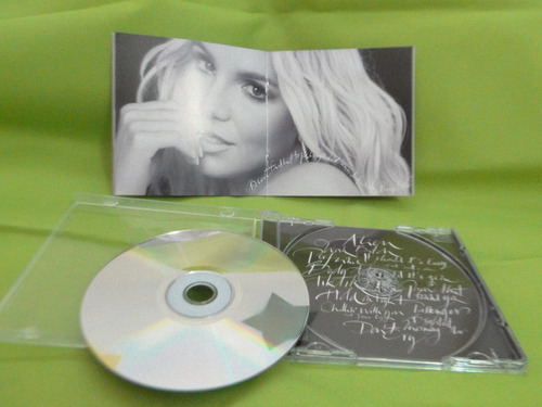 cd britney spears - britney jean - deluxe edition