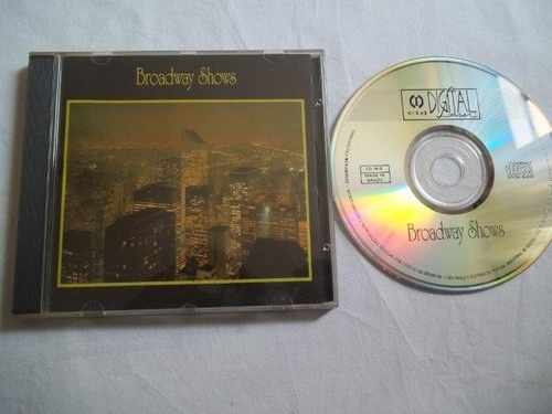 cd - broadway shows - blues
