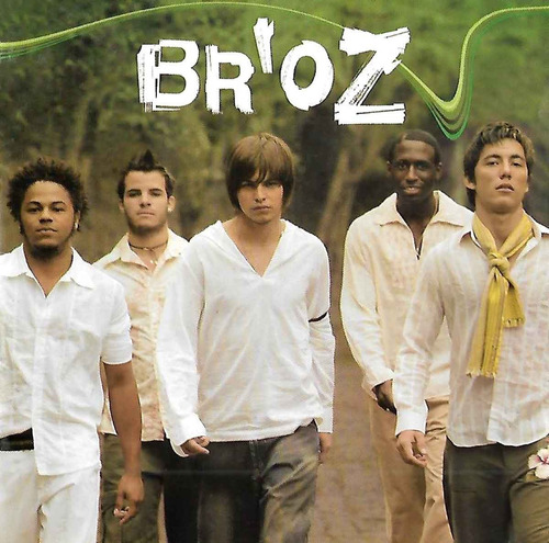 cd broz popstar ídolos sucesso 2000 com rouge br oz mpb pop