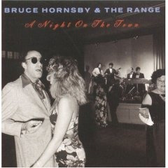 cd bruce hornsby & the range - a night of town (usado-otimo)
