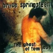 cd - bruce springsteen -the ghost of tom joad - duplo import