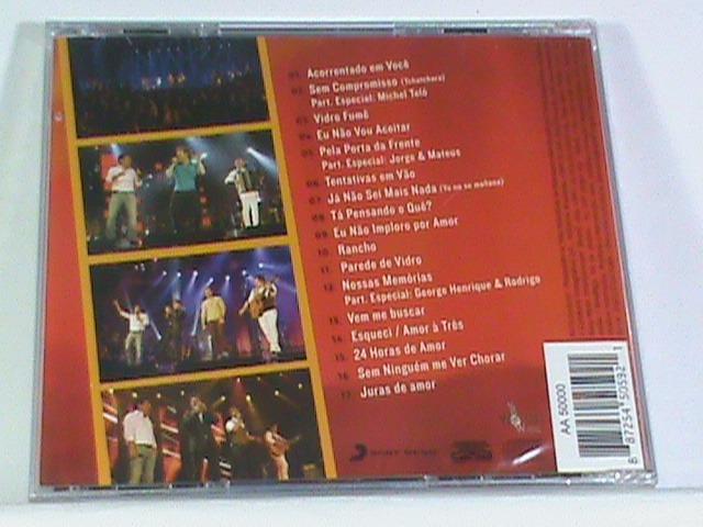 novo cd bruno e marrone pela porta da frente