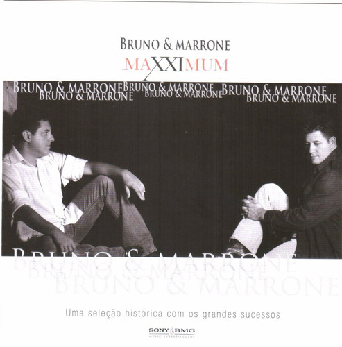 cd - bruno & marrone - maxximum - lacrado