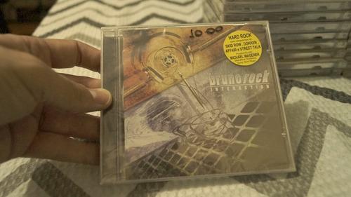 cd bruno rock - interaction (novo/lacrado)
