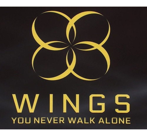 cd : bts - you never walk alone [ left and right set ]