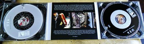 cd buenos aires - paris - electronic tango anthology - duplo