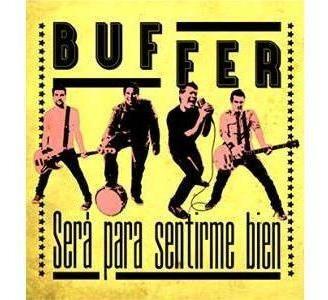 cd buffer - será para sentirse bien (2014)
