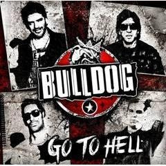 cd bulldog  go to hell  (2015)