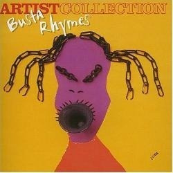 cd - busta rhymes - artist collection