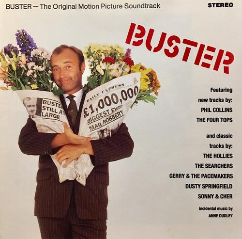cd buster soundtrack importado