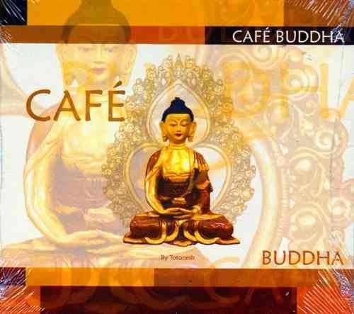 cd cafe buddha - digipack
