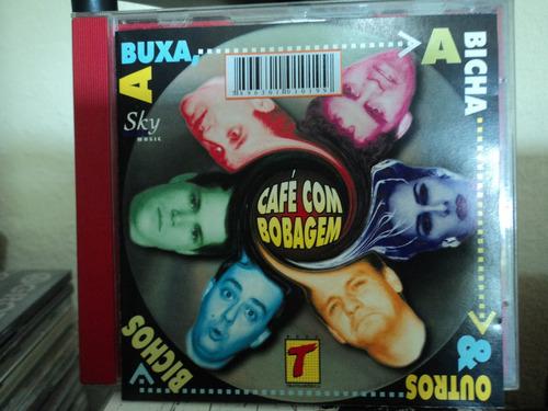 cd-cafe com bobagem-rede transamerica:otimo estado