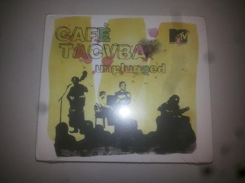 cd café tacuba mtv unplugged