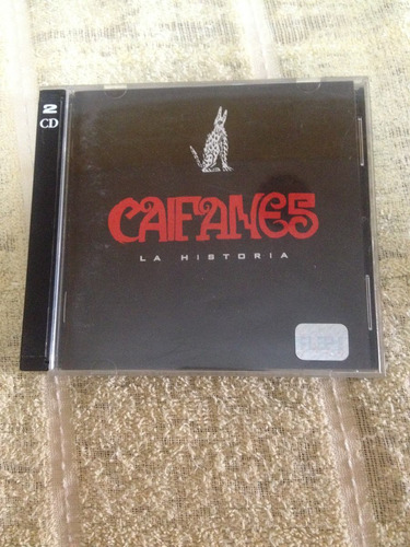 cd caifanes album doble