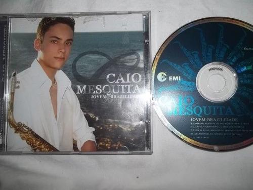 cd - caio mesquita - mpb cantor